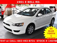 THIS ** MITSUBISHI LANCER ES WAS * TRADED BACK * HERE