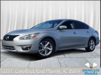 Clean CARFAX. CVT with Xtronic, ABS brakes, Electronic