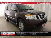 Luxury SUV! Just arrived, this used 2015 Nissan Armada