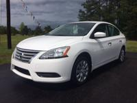 This 2015 Sentra is the cleanest one around! It's