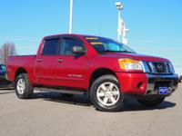 New Price! This 2015 Nissan Titan SV 4WD is well