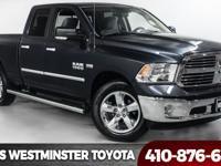 2015 Ram 1500 Big Horn Maximum Steel Metallic Clearcoat
