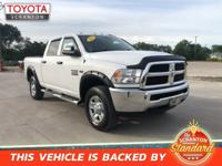2015 Ram 2500 Tradesman ***#1 CERTIFIED TOYOTA DEALER