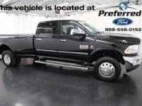 2015 Ram 3500 Laramie.**Stop in to see the Fastest