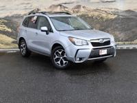 Check out this 2015 Subaru Forester 2.0XT Premium. Its