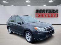 2015 Subaru Forester Dark Gray Metallic 2.5i Premium