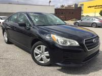 CARFAX One-Owner. Crystal Black Silica 2015 Subaru