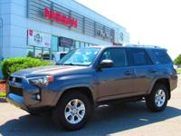 We are excited to offer this 2015 Toyota 4Runner. If