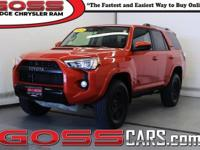 Inferno 2015 Toyota 4Runner TRD Pro, 4WD, 5-Speed