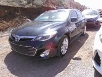 Gray 2015 Toyota Avalon XLE FWD 6-Speed Automatic ECT-i