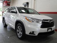 Now this 2015 Toyota Highlander wont last long! Come