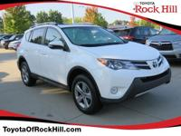 We are excited to offer this 2015 Toyota RAV4. Sure,