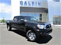 2015 Toyota Tacoma 4x2 PreRunner V6 4dr Double Cab 6.1