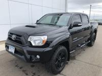 2015 Toyota Tacoma Base V6 4X4, Back Up Camera, Blind