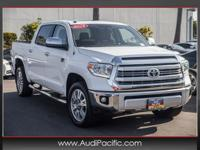 Warranty available!, 4WD, Sand Beige w/Leather Seat