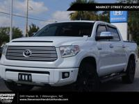 This 1-Owner Toyota Tundra is in great condition and