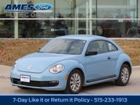 Low miles! This 2015 Volkswagen Beetle 1.8T with