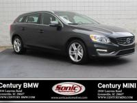 * One Owner * Clean Carfax * 2015 Volvo V60 T5 Drive E
