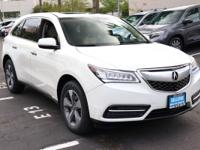 Check out this 2016 Acura MDX . Its Automatic