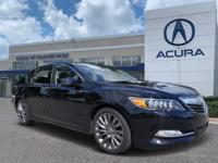 Used 2016 Acura RLX. Priced below KBB Fair Purchase