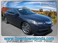 2016 Acura TLX 3.5L V6 SH-AWD w/Technology Package AWD