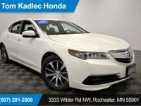 Acura TLX 2.4L 2.4L DOHC 16V 24/35 City/Highway