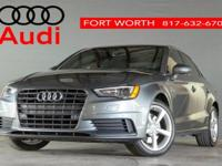 Thank you for your interest in one of Audi Fort Worth's