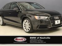 This 2016 Audi A3 Premium Plus comes complete with