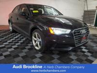 Audi Certified - Carfax 1-Owner - Service Work