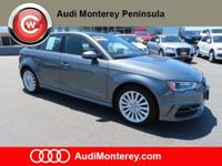 Audi Certified Pre-Owned2016 Audi A3 e-tron Monsoon