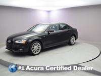 2016 Audi A4 2.0T Premium Plus NAVIGATION, MOONROOF,