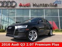 Text Sales Manager Joel Wickizer @  This 2016 Audi Q3