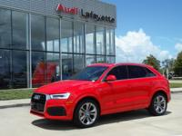 Audi Lafayette is honored to present a wonderful