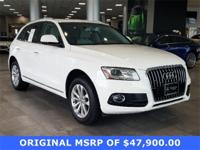 Q5 2.0T Premium Plus quattro, Titanium Gray w/Leather
