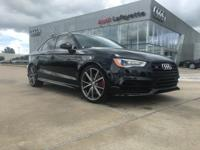 This outstanding example of a 2016 Audi S3 Premium Plus