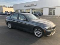 Introducing the 2016 BMW 320i! An awesome price