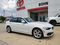 We are excited to offer this 2016 BMW 3 Series.