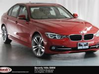 This 2016 BMW 328i is a One Owner vehicle, Melbourne