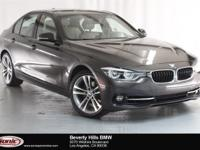 This 2016 BMW 328i is a One Owner vehicle, Jatoba Brown