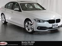 This 2016 BMW 328i is a One Owner vehicle, Mineral