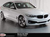 This 2016 BMW 335i Gran Turismo 335i xDrive is a One