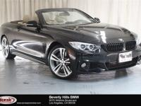 This 2016 BMW 435i is a One Owner vehicle with a Clean