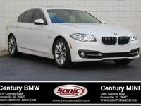 * One Owner * Clean Carfax * This 2016 BMW 528i is