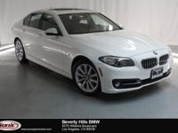 This 2016 BMW 535i is a One Owner vehicle with a Clean