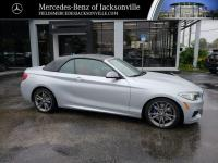 Glacier Silver Metallic 2016 BMW 2 Series M235i AWD