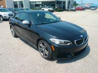 Recent Arrival! Certified. 2016 BMW 2 Series M235i