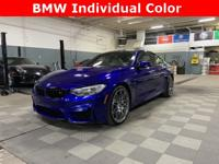 *BMW Individual Color in San Marino Blue (special