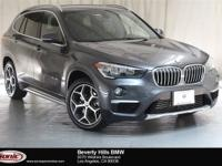 This 2016 BMW X1 xDrive28i is a One Owner vehicle with