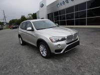 This BMW X3 has a strong Intercooled Turbo Premium