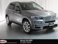 This 2016 BMW X5 eDrive xDrive40e is a One Owner